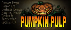 Pumpkin Pulp Productions - Brian Blair