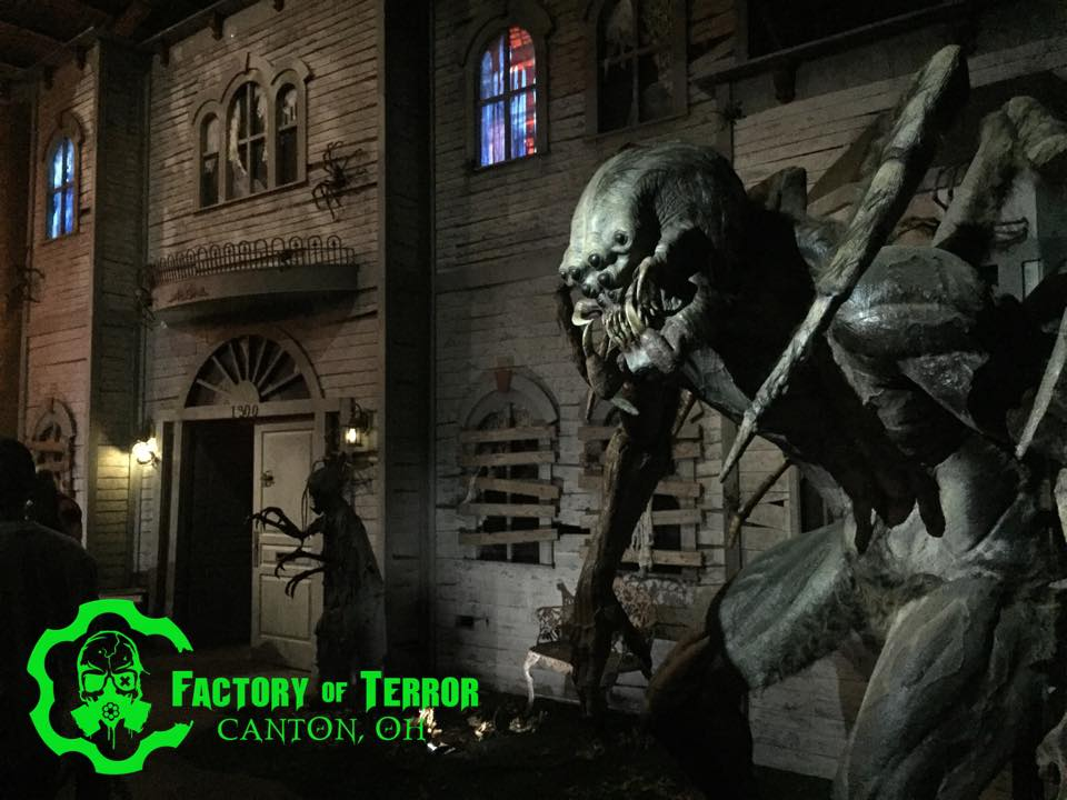 Factory of Terror Canton