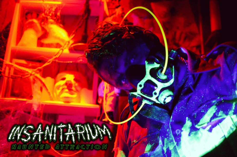 Insanitarium Haunted Attraction Number 12