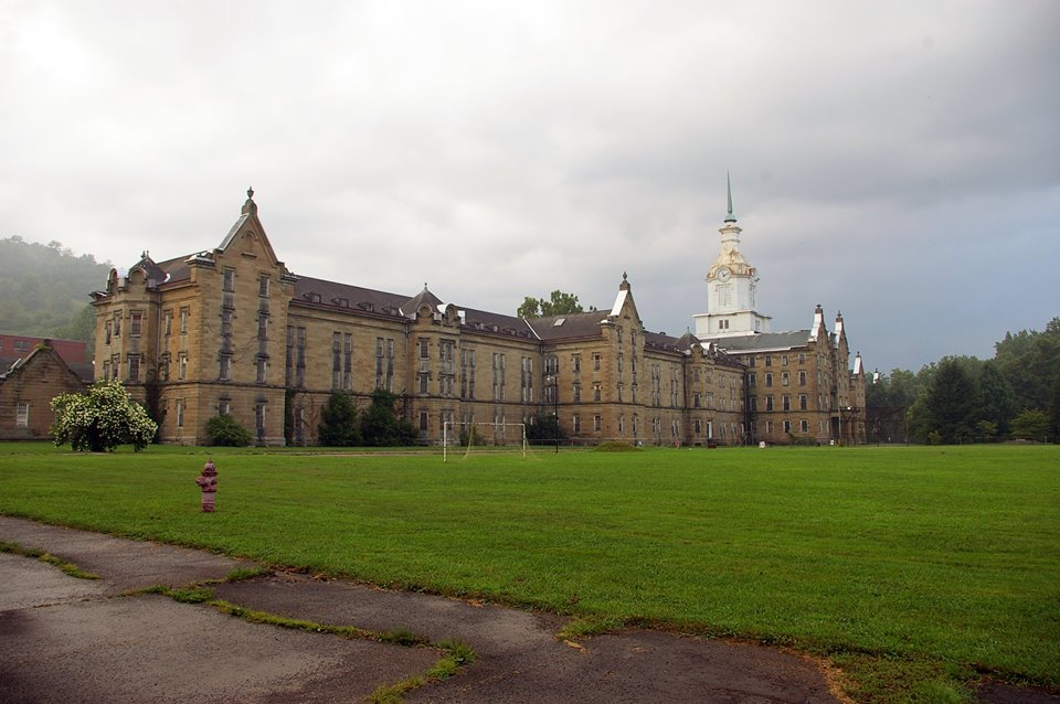 Photo: https://www.facebook.com/Trans-Allegheny-Lunatic-Asylum-312380260316
