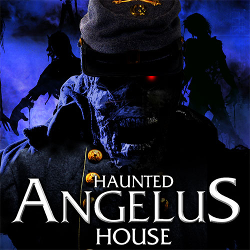 Haunted Angelus Scream Park