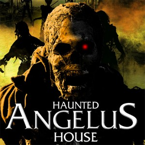 Haunted Angelus House Indy