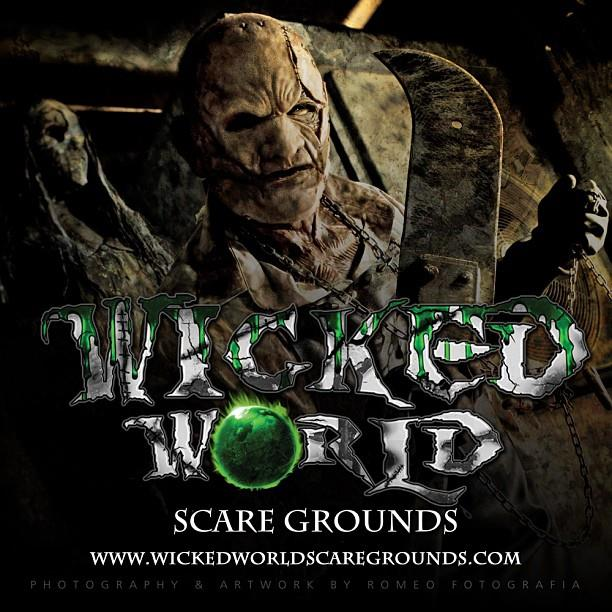 Wicked World Scaregrounds