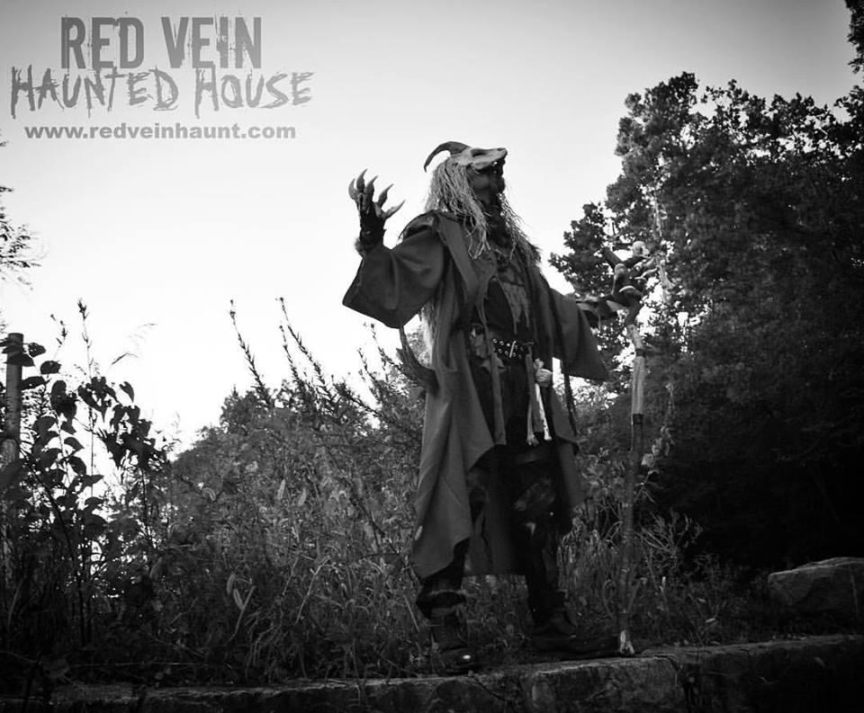 Red Vein Haunt