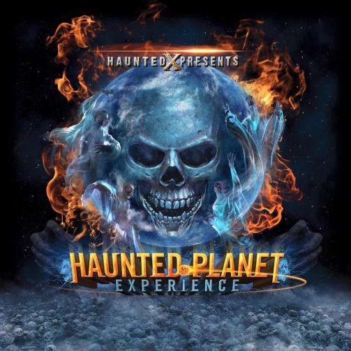 Haunted Planet
