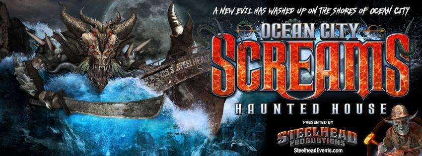 Ocean City Screams