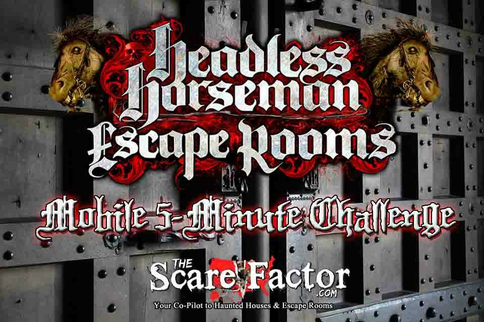 Headless Horseman Mobile Escape Rooms 2017