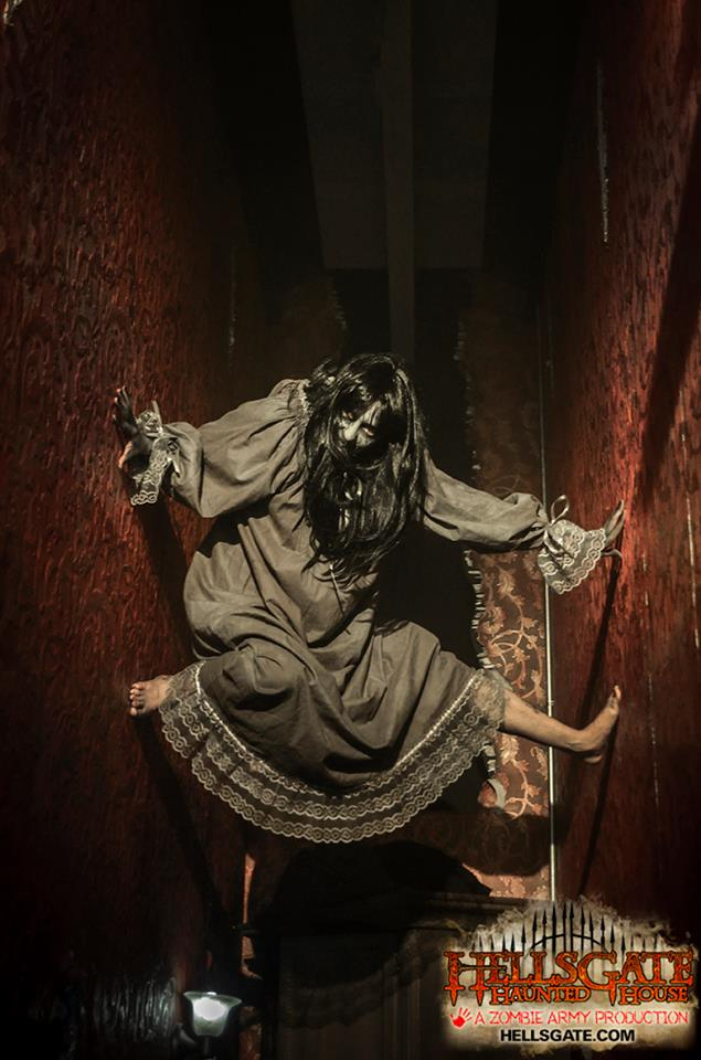 Money Back Haunts HellsGate Haunted House Lockport, IL