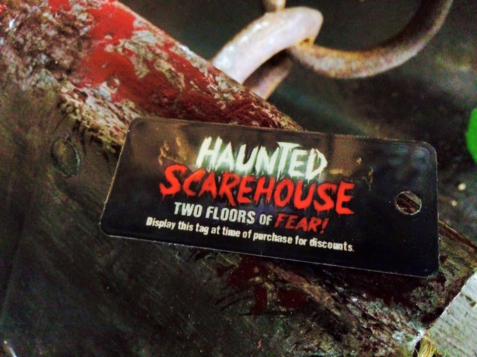 Haunted Scarehouse Money Back Haunts Lockport IL
