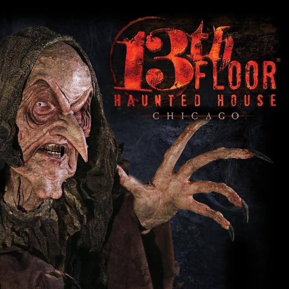 13th Floor Haunted House Chicago