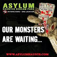 Top Kentucky Haunted Houses Asylum Haunted Scream Park