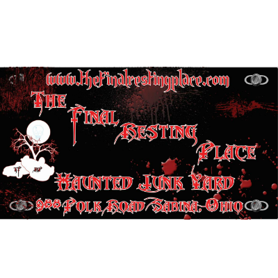 The Final Resting Place Haunted Junkyard Review