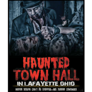 Top Ohio Haunted Houses Haunted Town Hall