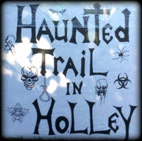 Haunted Trail In Holley Review