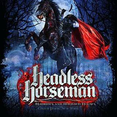 Headless Horseman Hayrides and Haunted Houses Review