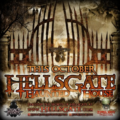 HellsGate Haunted House Review