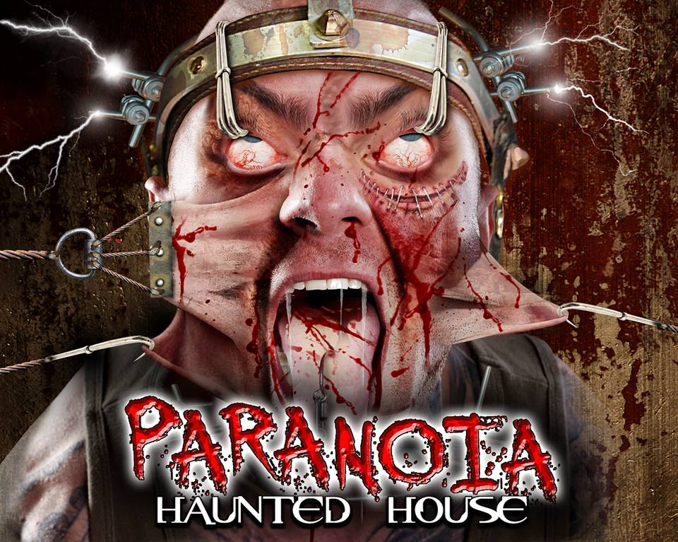 Paranoia Haunted House Review