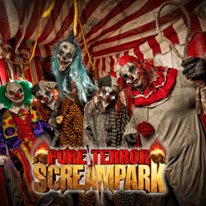 Pure Terror Screampark Review