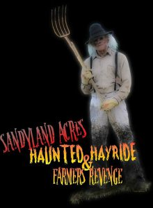 Top Haunted Houses Sandyland Acres