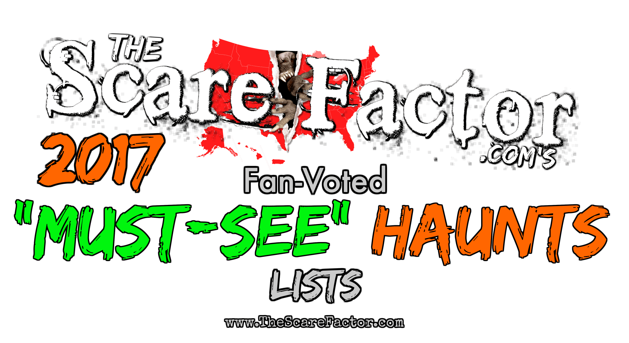 Scare Factor 2017 2017 Top Haunted Houses Lists