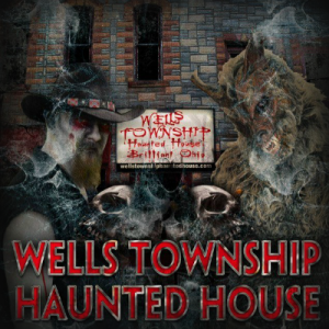 Top Haunted Houses Wells Township Haunted House