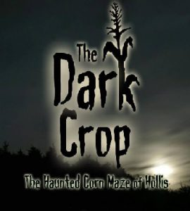 Top New Hampshire Haunted Houses The Dark Crop Haunted Corn Maze