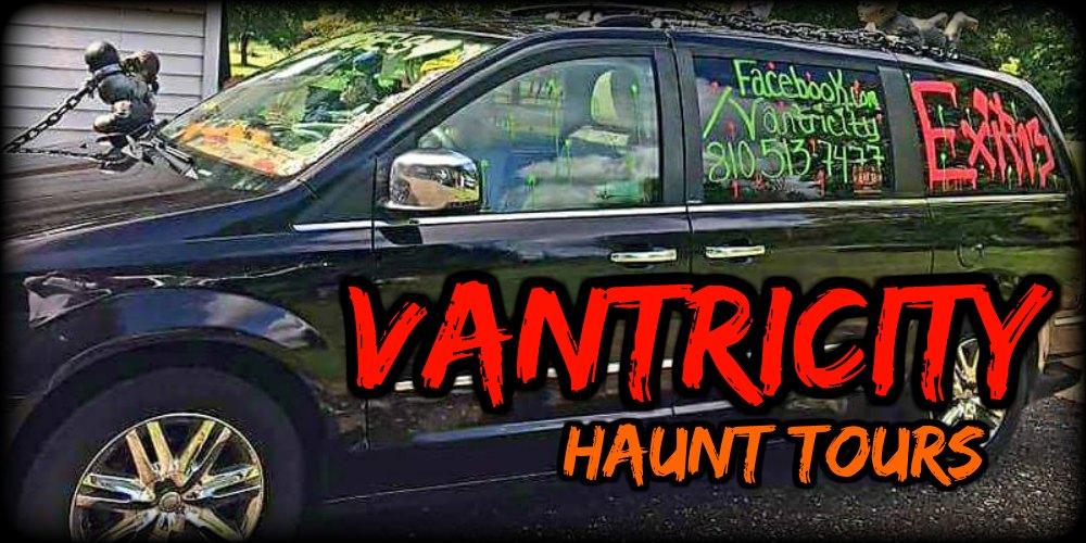 Vantricity Haunt Tours