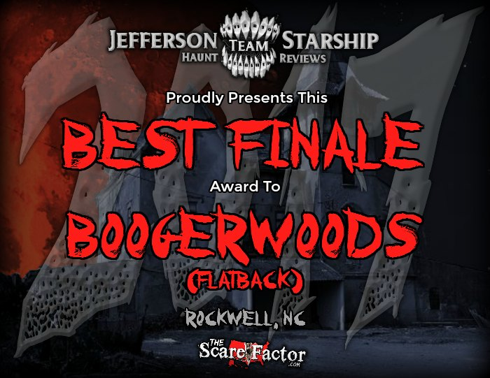 Best Finale Award