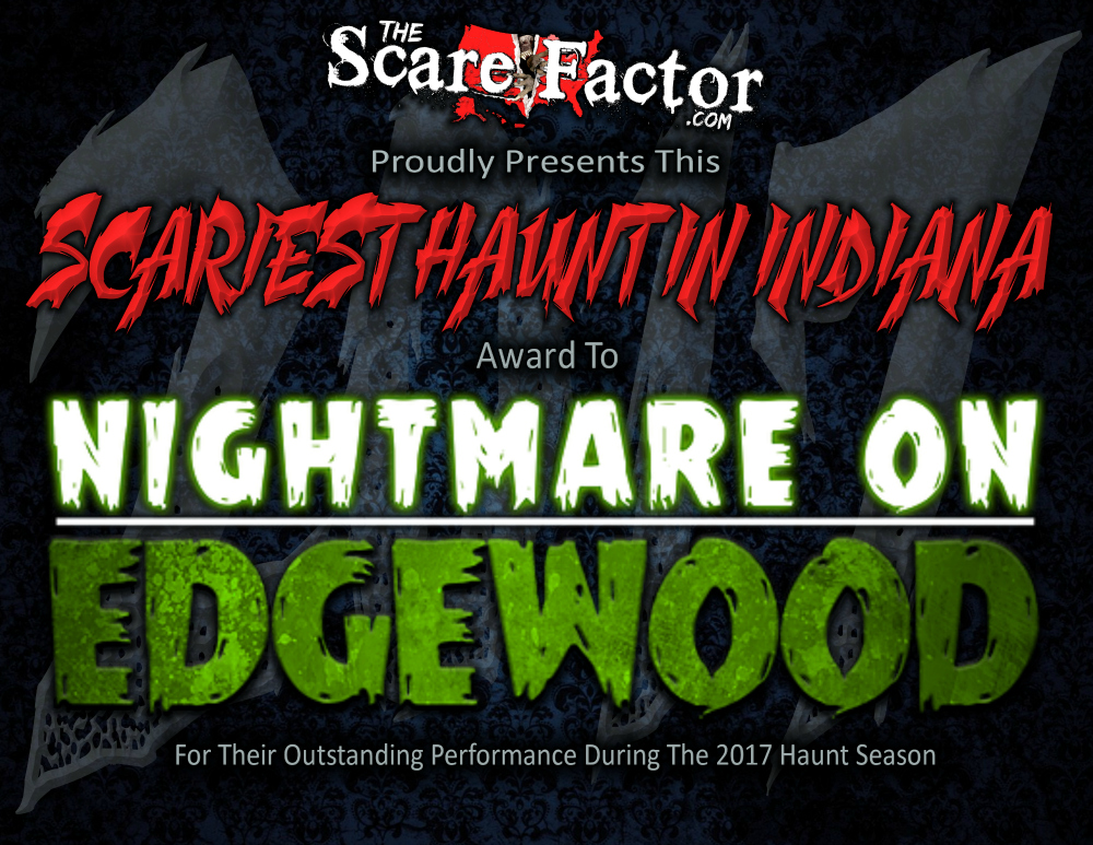 Scariest Haunted House in Indiana Nightmare on Edgewood