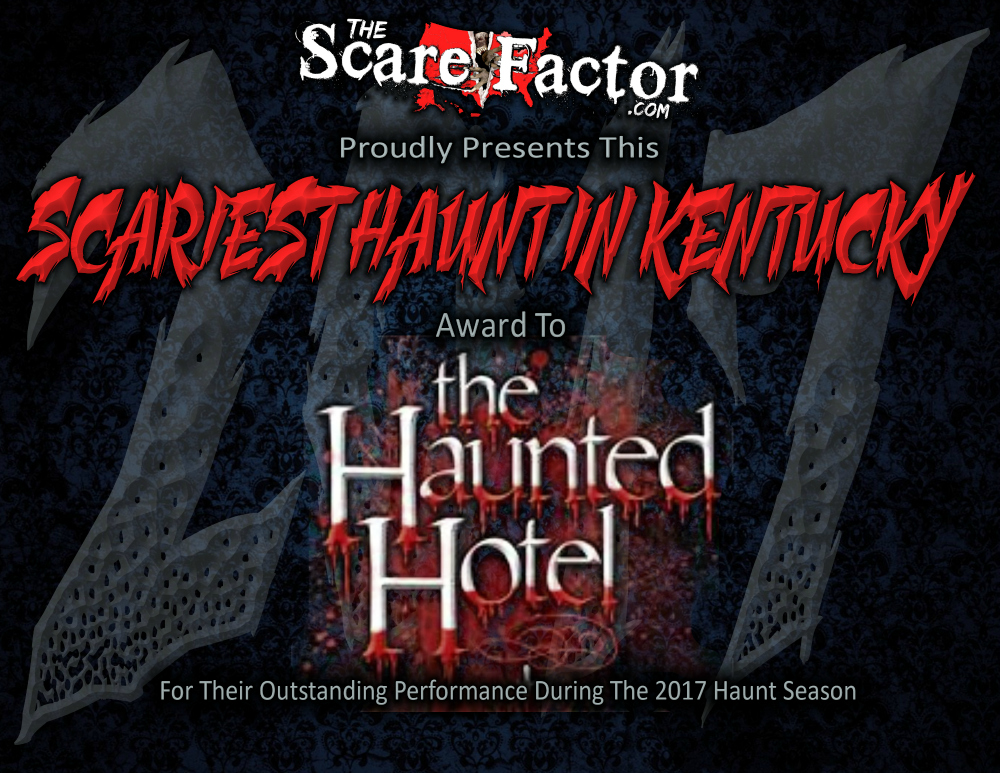 Scariest Haunted House in Kentucky Haunted Hotel