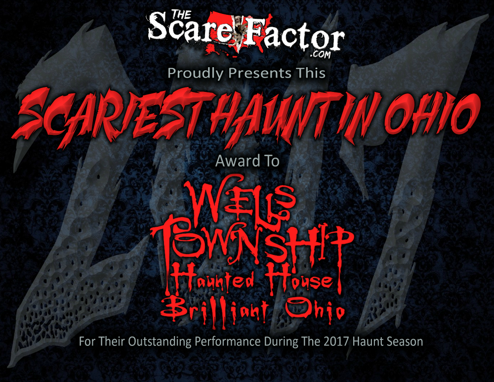 Scariest Haunted House in Ohio Wells Township