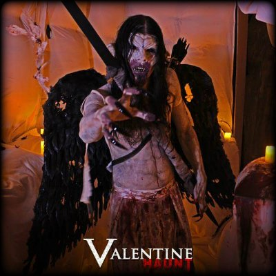 Details about Valentine Haunt Sacramento Haunted Attraction