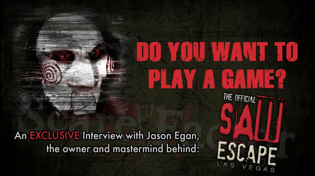 Official Saw Escape Room Experience