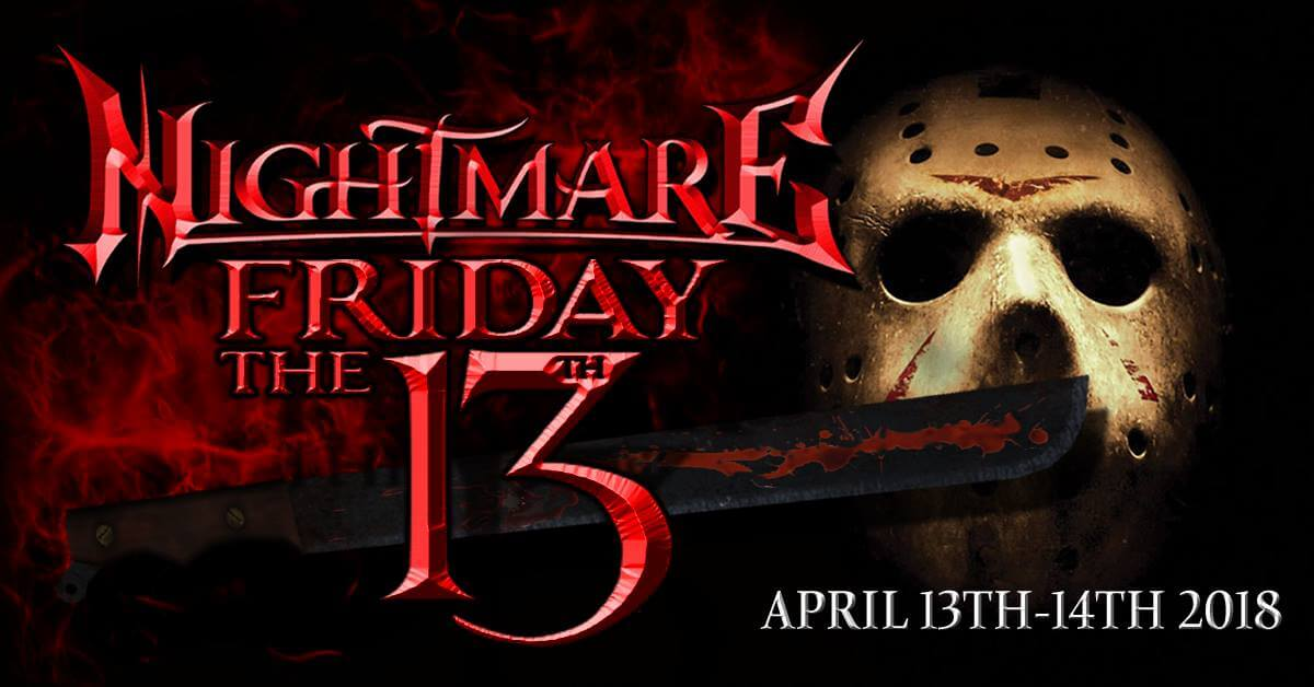 Nightmare Dungeon Haunted Attraction open Friday the 13th