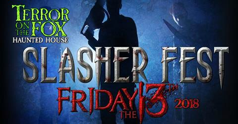 Terror on the Fox Slasher Fest