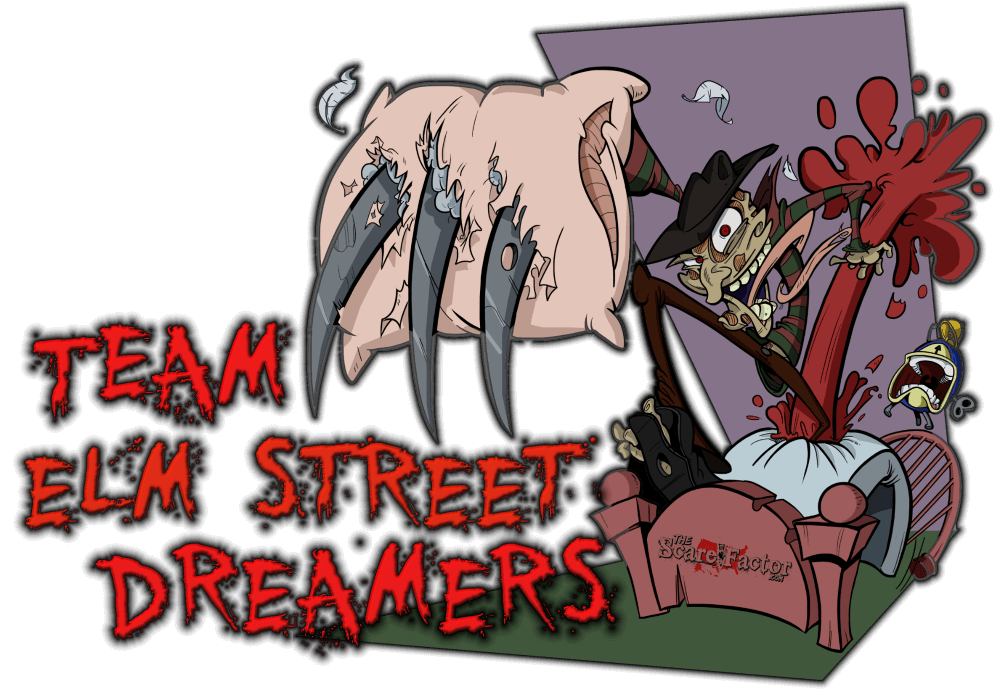 Team Elm Street Dreamers LA California Halloween Haunted House Reviews