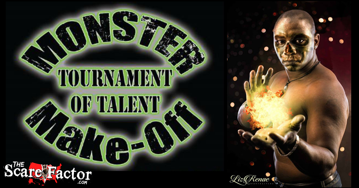 Monster Makeoff Tournament of Talent 2018 The Scare Factor