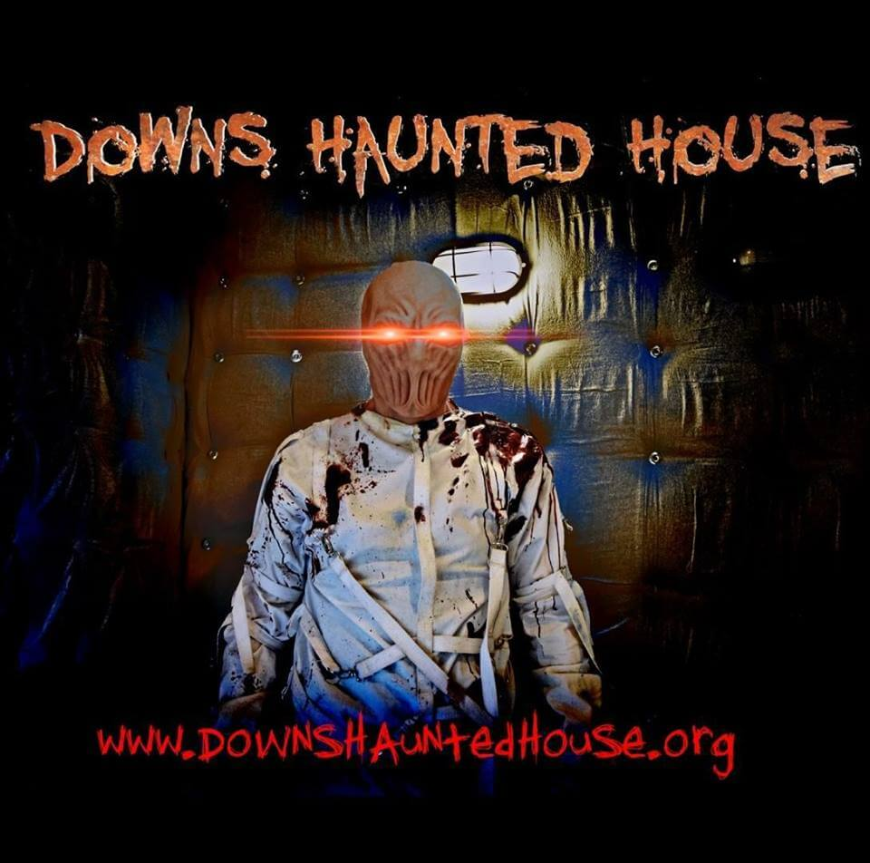 Downs Haunted House