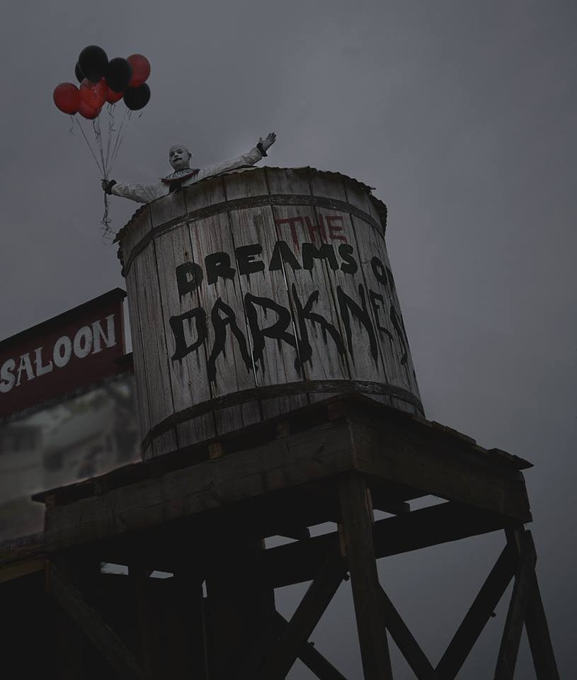 Dreams of Darkness Haunted House