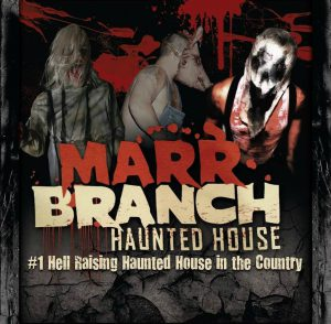 Marr Branch Haunted House