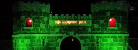 The Haunted Isle