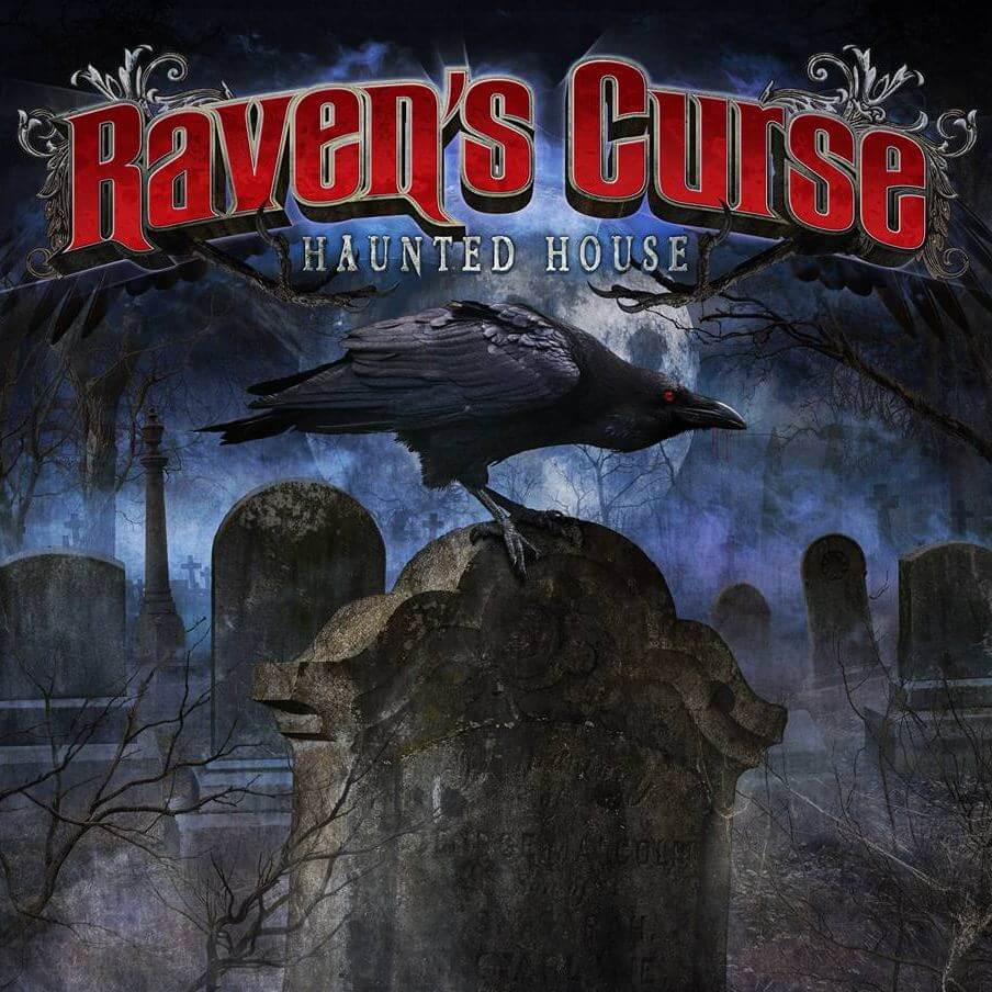 Ravens Curse Haunted House
