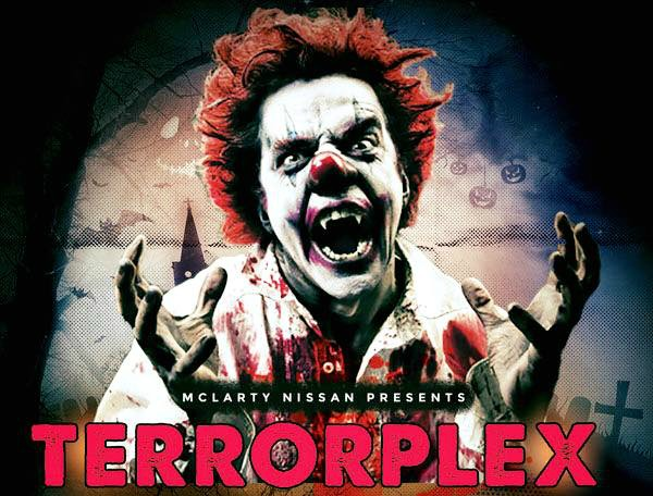 Terrorplex Haunted House
