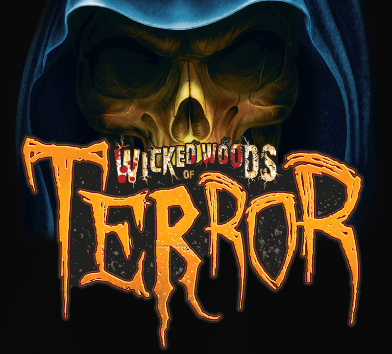 Wicked Woods of Terror Haunted Trail