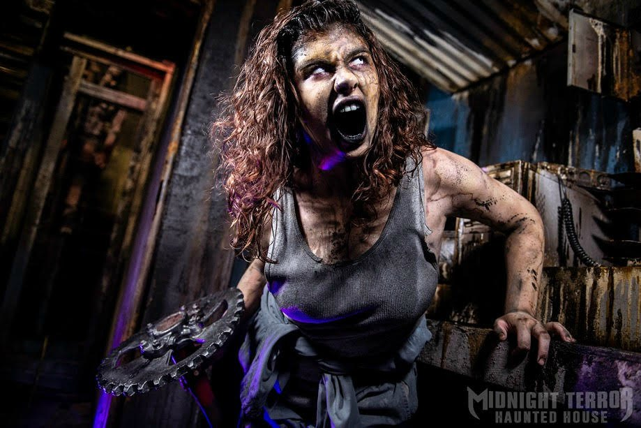 midnight terror haunted house promo 3