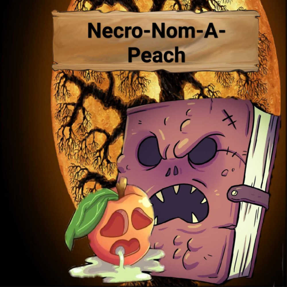 Team Necro-Nom-A-Peach Halloween Haunted House Reviews