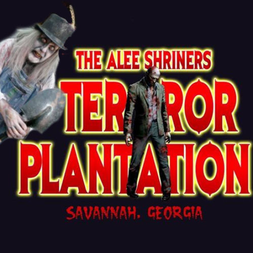 Alee Shriners Terror Plantation Georgia