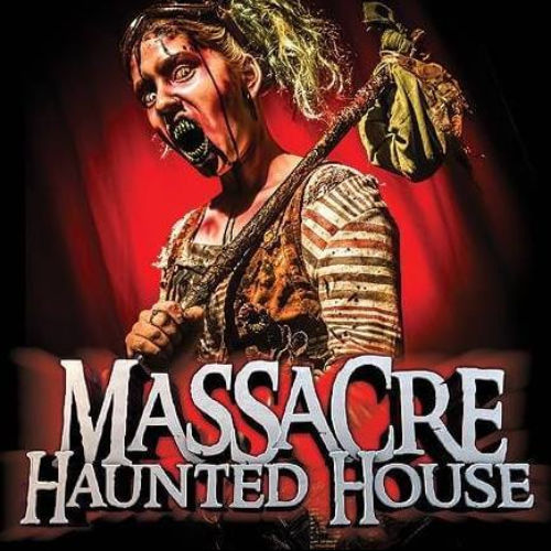 Massacre Haunted House Illinois