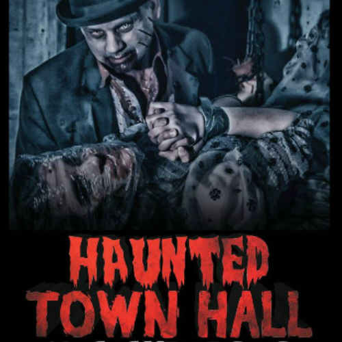 Haunted Town Hall