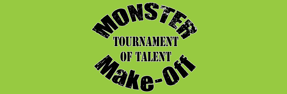 Monster Make Off Tournament of Talent